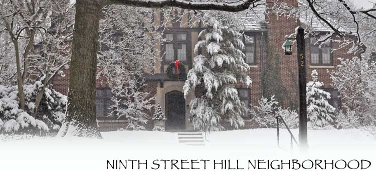 NINTH STREET HILL NEIGHBORHOOD