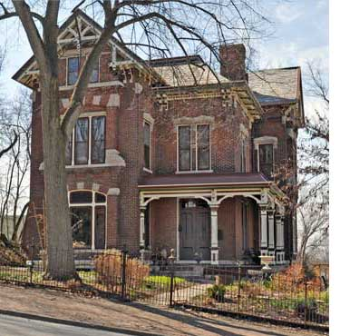 Historic Home in Lafayette, Indiana